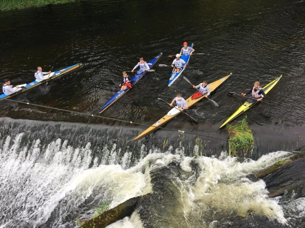 Race report and results 2018 Liffey Descent Ireland | Sportscene